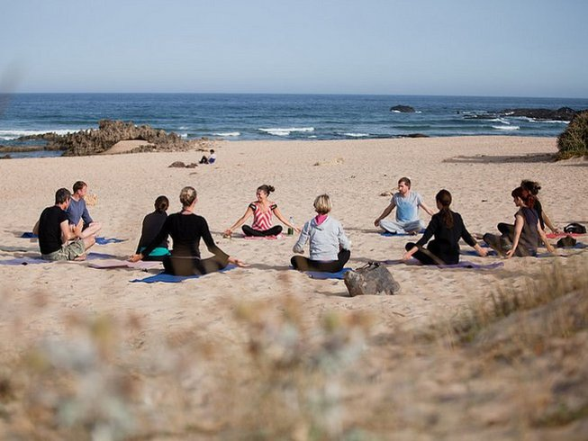 6 Days Journey into the Heart Yoga Retreat in Portugal