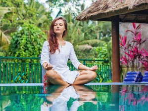 8 Day Basic Detox Retreat with Yoga in Tampaksiring, Bali