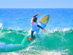 7 Day All Levels Group Surf Camp in Tenerife, Canary Islands