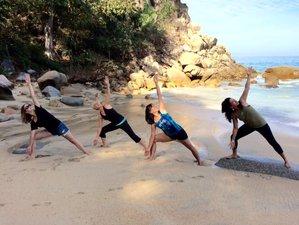 8 Tage Bikram Yoga Urlaub in Mexiko