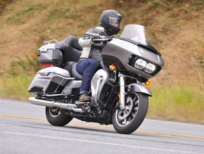 16 Days Harley Davidson Western Highlights Self-Guided Motorcycle Tour USA
