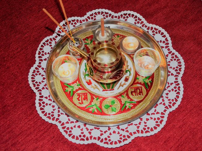 27 Tage 200-Stunden Ayurveda Therapeut Ausbildung in Rishikesh, Indien