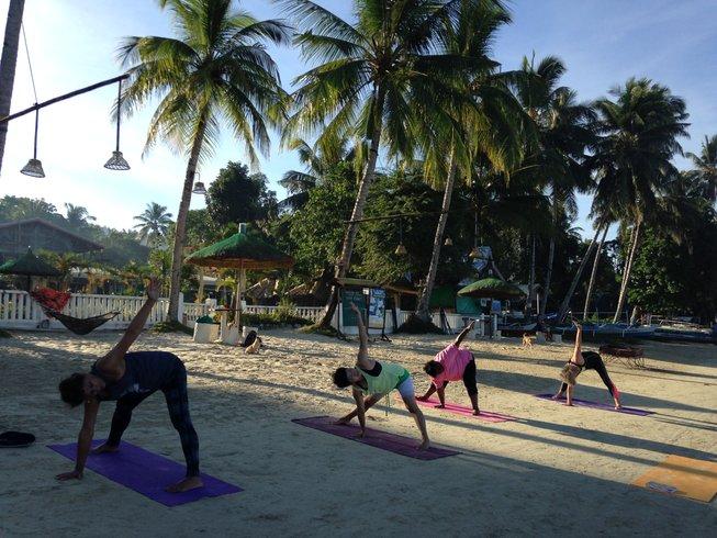 6 Tage Meditation und Yoga Urlaub auf den Philippinen