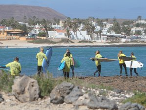 8 Days Silver Surf Pack Endless Summer Offer Surf Camp in Fuerteventura, Spain