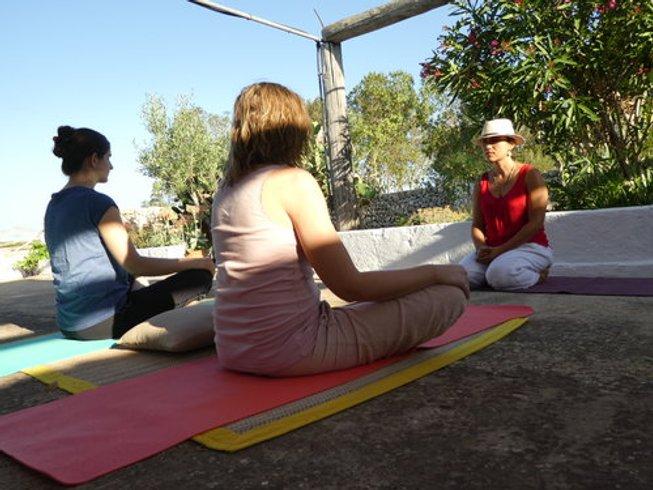 7 jours en stage de yoga dans la nature en Espagne