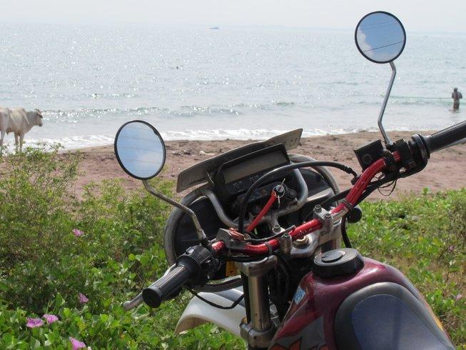 14 Days Sri Lanka Motorbike Tour with Jeep Safari at Yala National Park