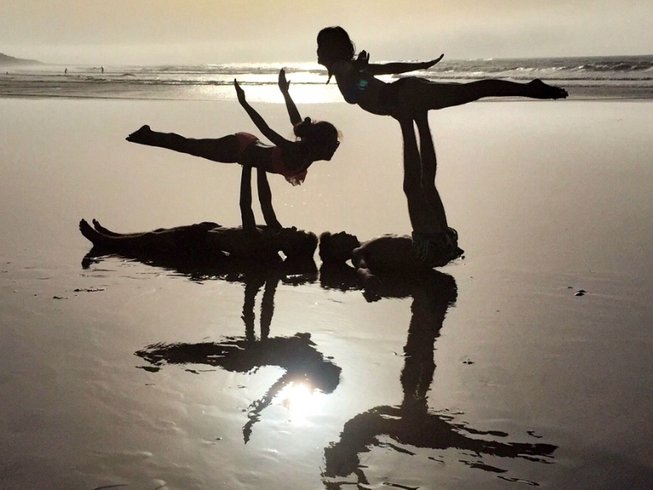 4-Daagse Yoga en Surf Retraite in Casablanca, Marokko