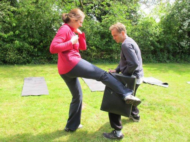 3 Tage Fitness und Yoga Retreat in Woodbridge, Großbritannien