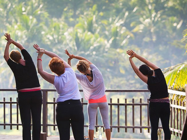 6 Days Luxury Detox, Mindfulness and Yoga Retreat in Bali