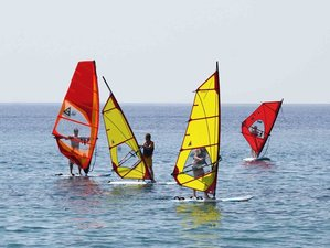 8 Days Windsurfing Holiday Greece
