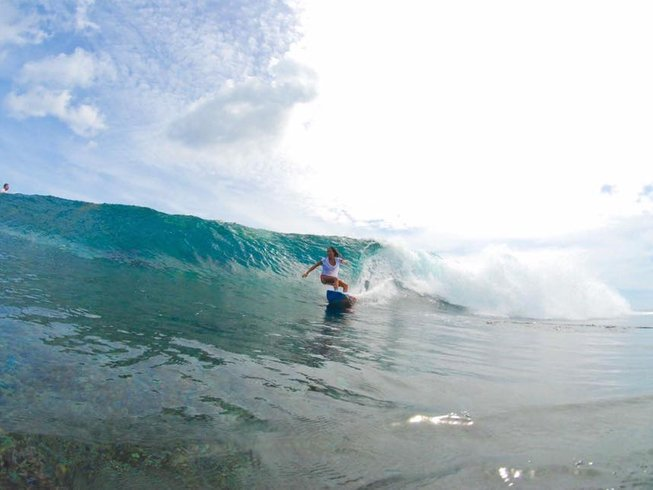 7 Days Remarkable Philippines Surf Camp