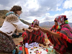 7 Day Authentic, Safe, and Affordable Ayahuasca Retreat in Cusco Mountains