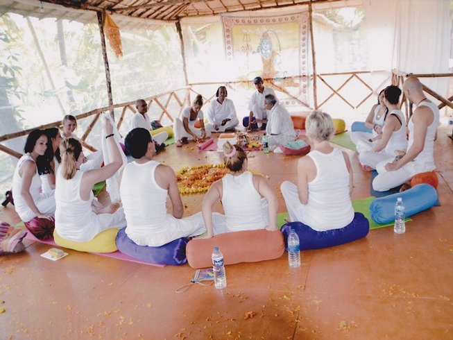 4 Days Tantra Love Meditation and Yoga Retreat in South Goa, India