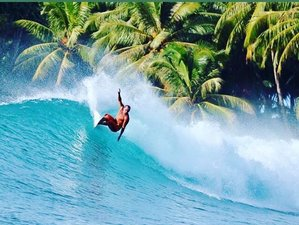 12 Day Boat Charter Surf Holiday in North Sumatra