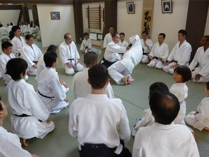 1 Month Live-in Advanced Aikido Training in Japan