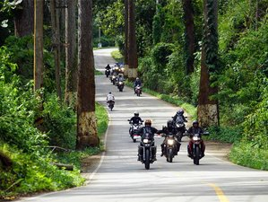 3 Days Magical Golden Triangle Motorcycle Tours in Thailand
