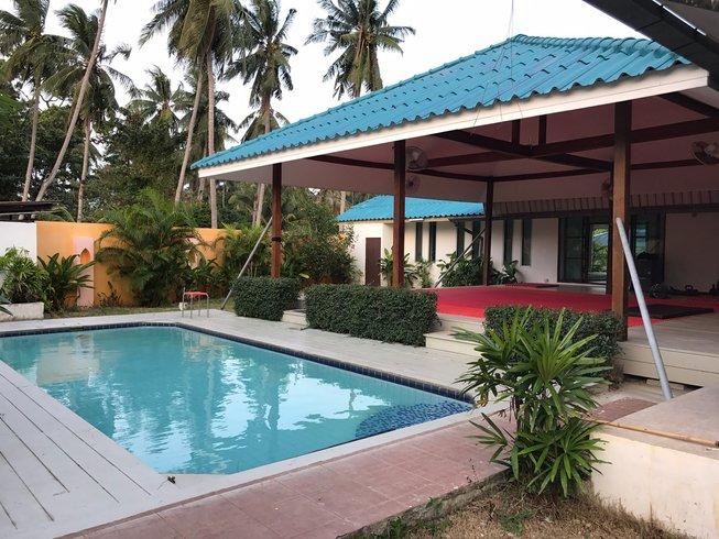1 Week Private Martial Arts & Ninja Yoga Island Retreat Samui Thailand