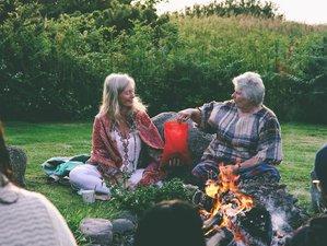 4 Day Earth Rhythms Autumn Yoga Retreat in Mid Wales