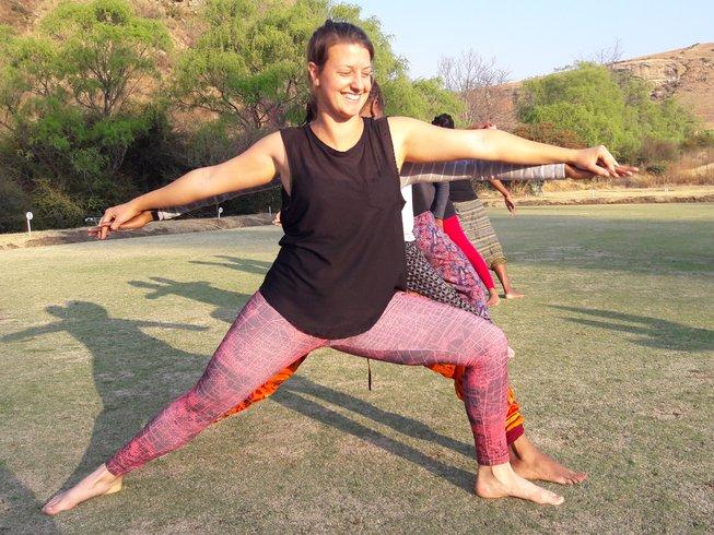 4 días de meditación y retiro de yoga en Sudáfrica