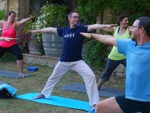 6 jours en stage de yoga et randonnée au Nouvel-An à Santa Cruz de Tenerife, Espagne