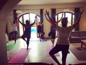 7 Days Get That Glow with Yoga and Juice Fast Detox Retreat in Gozo