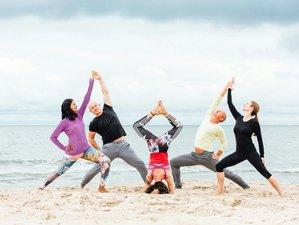 7 Tage Yoga und Fitness im Ostseebad Baabe auf der Insel Rügen