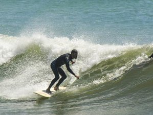 8 Days Family Surfing Cascais