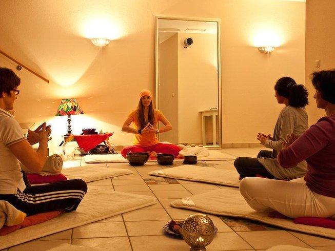 6 días retiro de yoga y meditación inspiradora en Algovia, Alemania