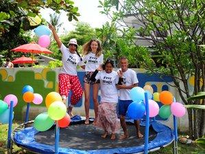 11 días de celebración, meditación activa y retiro de yoga en Ko Phangan, Tailandia