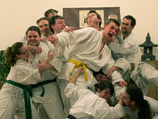 1 Week Spirit of the Hero Camp, Martial Arts Retreat in Liguria, Italy