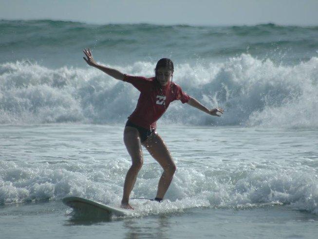 8 Days Pura Vida Surf and Yoga Retreat Costa Rica