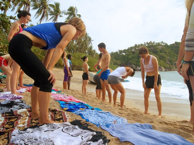 6 Days Yoga Retreat in Koh Phangan, Thailand
