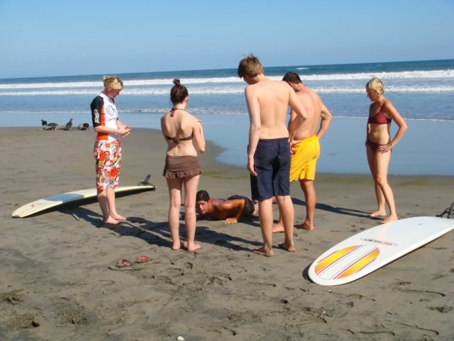 28 Days Surf and Yoga Retreat in Costa Rica