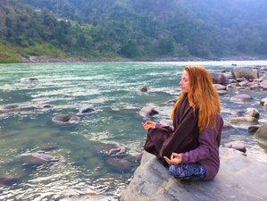 6 Day Yoga and Meditation Retreat in the Tranquility of Nature in the Mountain of Rishikesh