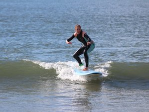 7 Day Private Surf Coaching Camp in Figueira da Foz, Centro Region