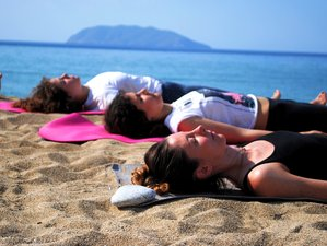 8 Days Yoga & Exploring Anafi Island, Greece