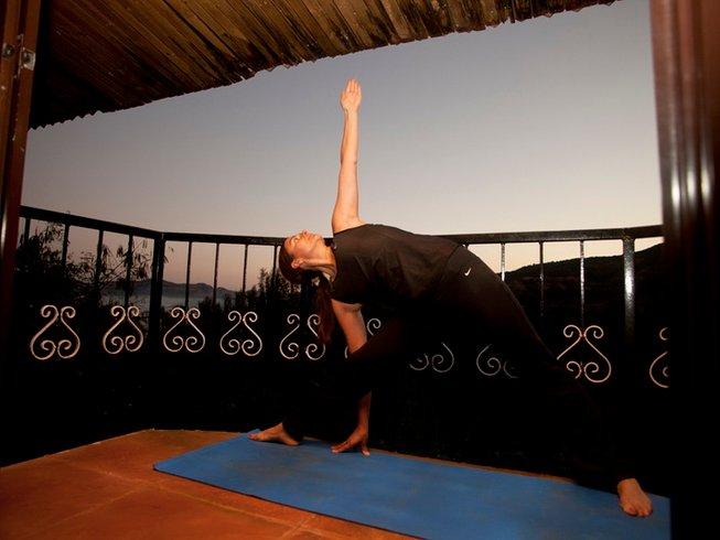 2 días retiro de yoga y antiestrés en Pune, India