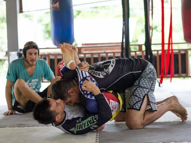 10 Days All Inclusive Brazilian Jiu Jitsu Camp in Thailand