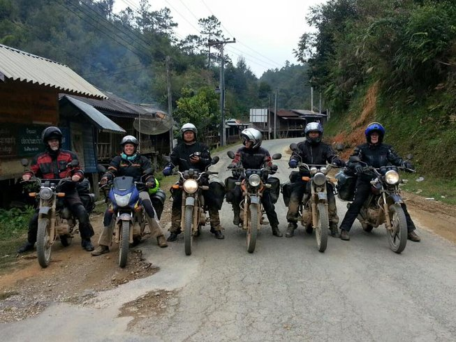 6 Days Guided Vietnam Motorbike Tour