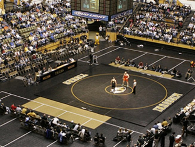 5 Days Wrestling Camps in Missouri, USA
