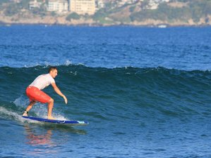 7 Tage Surf Camp und Yoga Urlaub in Oaxaca, Mexiko