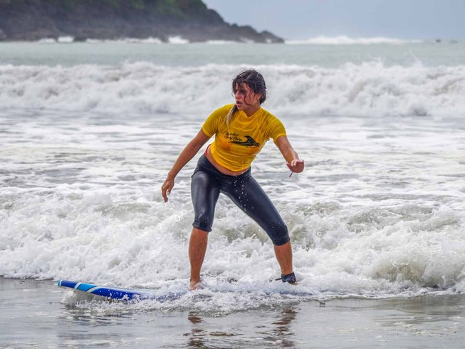 5 Days Beginners Surf Camp in Pedasi, Los Santos, Panama