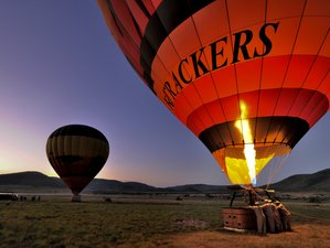 3 Days Hot Air Balloon Safari in Pilanesberg, South Africa