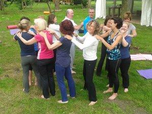 3 días de meditación, crudiveganismo y yoga en Amsterdam