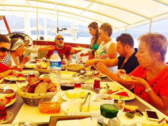 8 Tage Blue Voyaga Yoga Urlaub in Mugla, Türkei