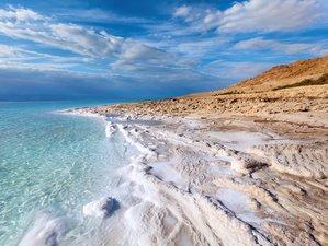 7 Day Deep Healing and Transformation Yoga Retreat near the Dead Sea, Ein Gedi