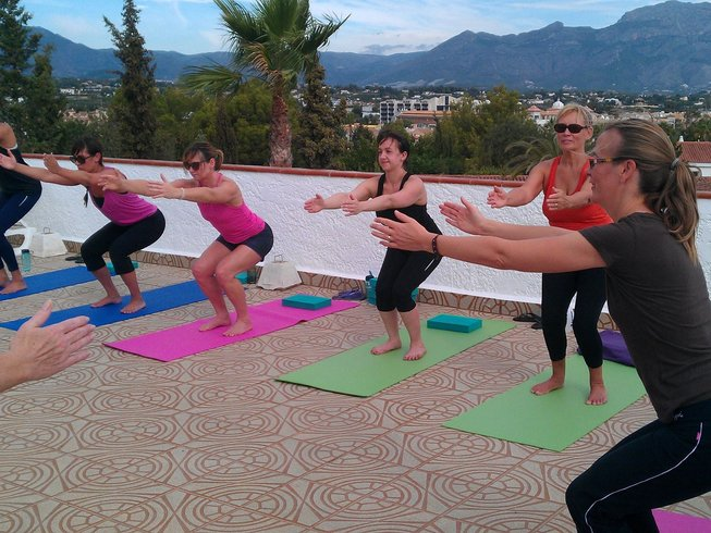 15 Days Yoga, Weight Loss and Detox in Alicante, Spain