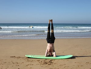 8 Day Yoga and Surf Holiday in Tamraght