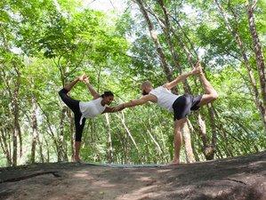5 Days Cooking and Yoga Retreat in Kalutara, Sri Lanka