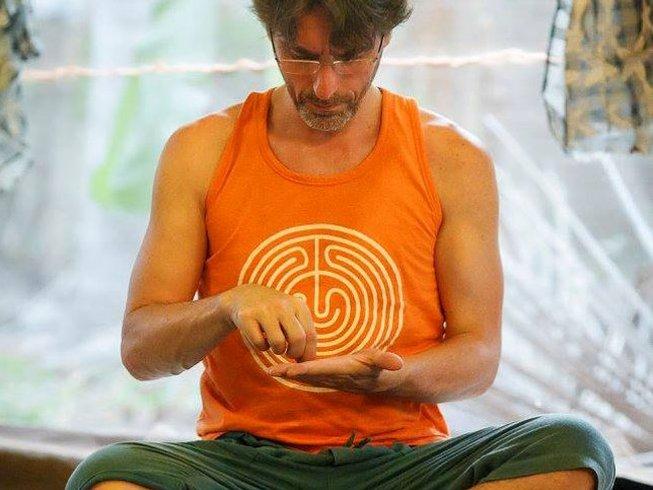 3 días fin de semana de meditación y retiro de yoga en Kerala, India